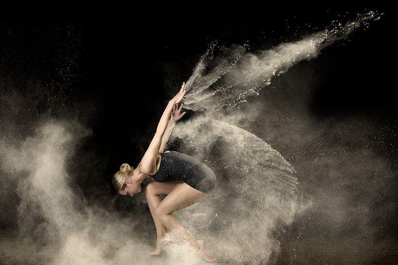 Mehl Tanz von Arjen Roos