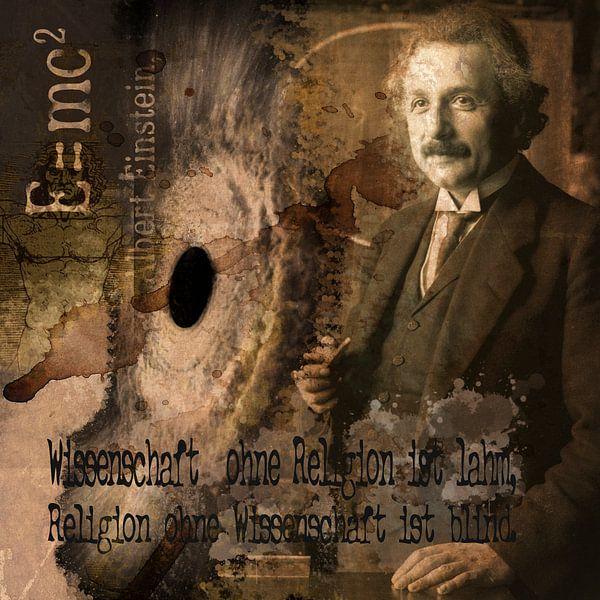 E=MC2 van Ron jejaka art