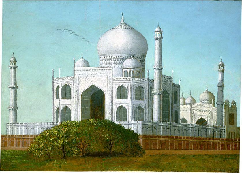 De Taj Mahal, Agra, Uttar Pradesh, Erastus Salisbury Field