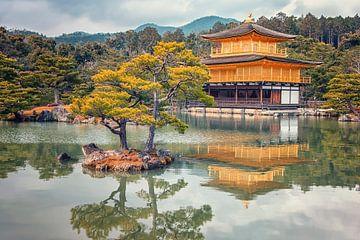 Kinkaku-ji van Manjik Pictures