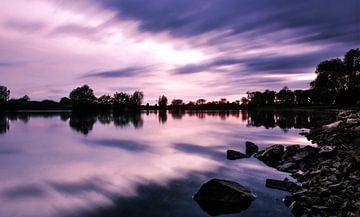 Ijssel Fluss von Jeroen Mondria