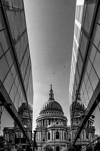 Saint Paul in London van Helga van de Kar
