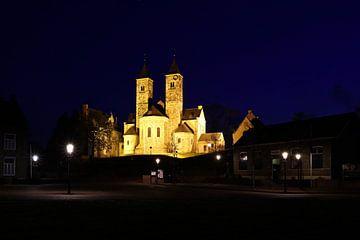 Die Basilika im Berg St. Odily von Jack's Eye