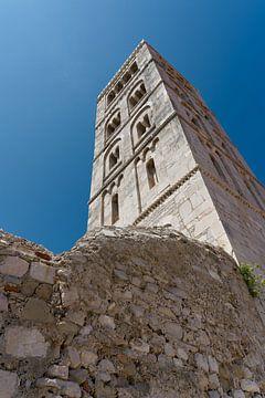 Glockenturm in der Altstadt von Rab