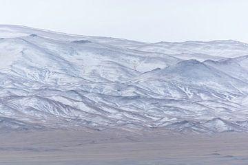 Berge in der Mongolei von Nanda Bussers