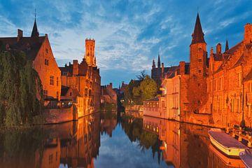 Bruges, Belgium van