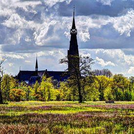 Amsterdams Bos Amsterdam Nederland van Hendrik-Jan Kornelis