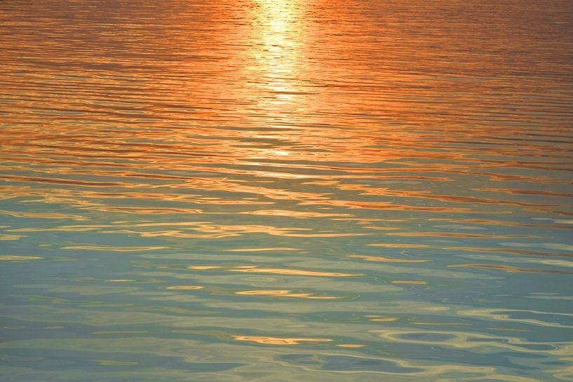 Sonnenuntergang am Meer von Markus Jerko