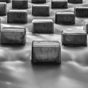 Les cubes von Catherine Fortin