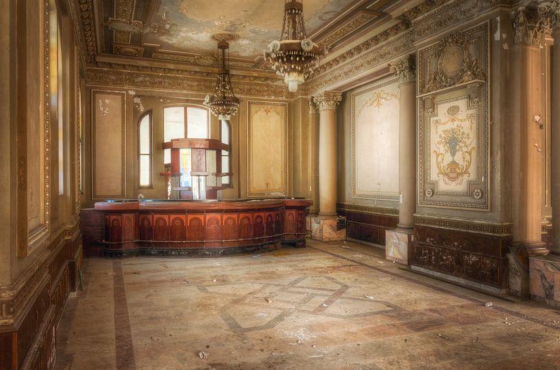 De Bar van het Casino. van Roman Robroek