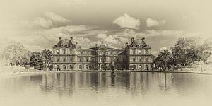 Palais de Luxembourg in Parijs