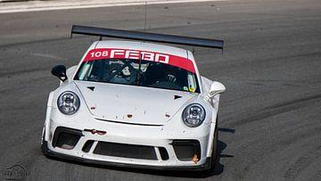 Porsche 911 GT3 van Frank Van der Werff