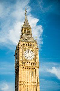 London Big Ben van