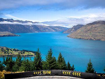 Neuseeland - Queenstown - Entschleunigung von Rik Pijnenburg