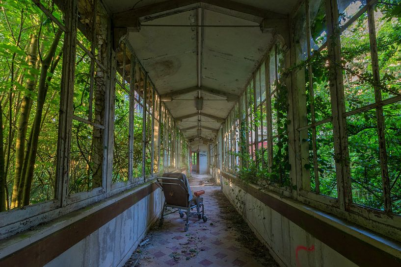 The green mile von Monodio Photography