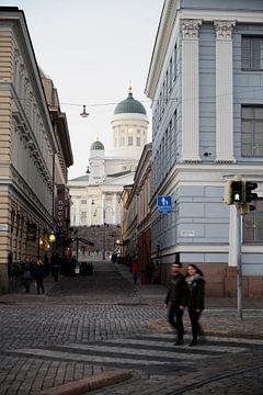 Late Helsinki afternoon