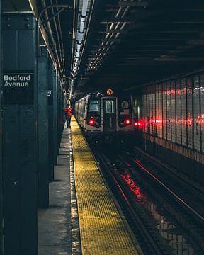 Brooklyn Metro sur Yannick Karnas