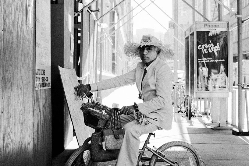 New York Street Life II van Jesse Kraal