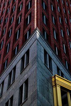 architectuur 1 Den Haag, Nederland van Corrie Heesbeen