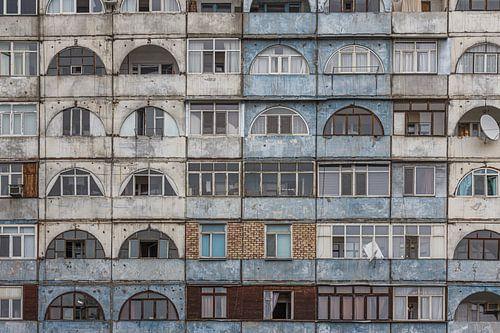 Appartementencomplex in Bisjkek | Kirgistan