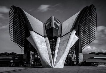 Spaceship Saint Exupéry II van