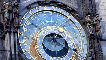 Prague Astronomical Clock  van