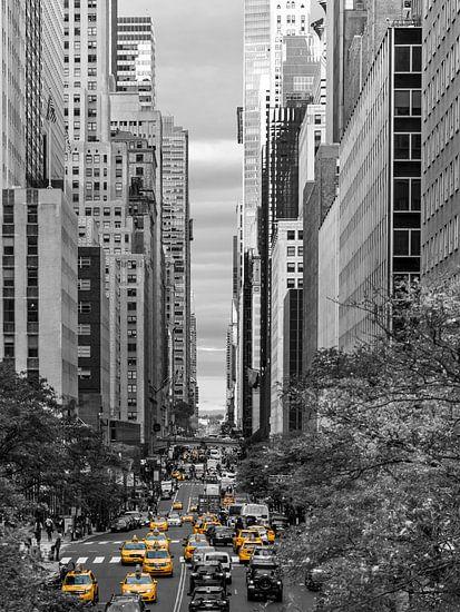 New  York    Streetlife van Kurt Krause