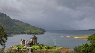 Schloss Eilean Donan von Martin van der Kruijk