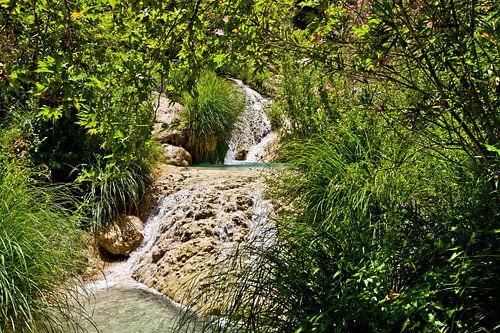 Polilimnio Watervallen van