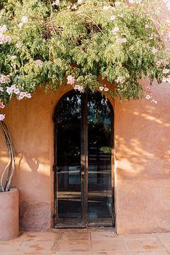 Kashbah bab Ourika | Ourika-Tal | Marokkanische Reisefotografie | Kunstdruck von Yaira Bernabela