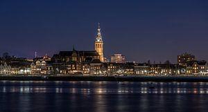 St. Stevenskerk - Nijmegen blauwe uurtje