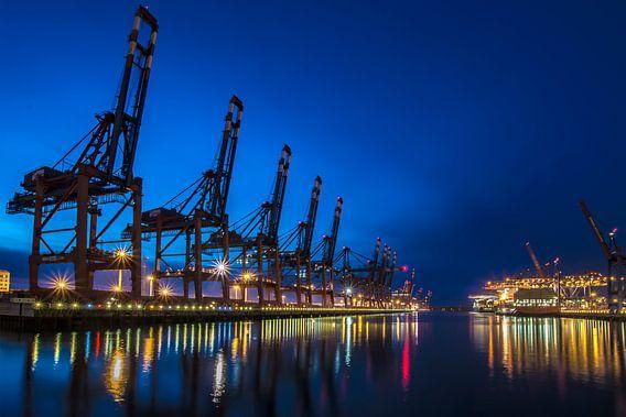Containerhafen Hamburg