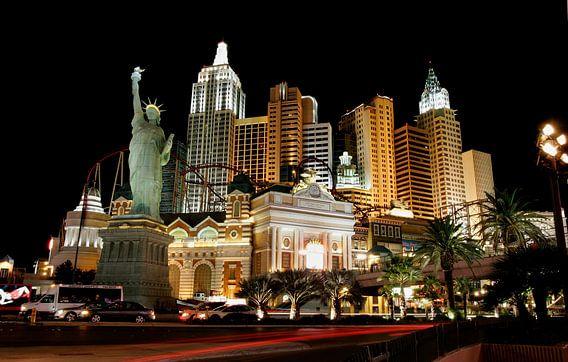 LAS VEGAS-HOTEL NEW YORK NEW YORK van Gerrit de Heus