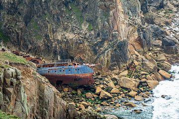 Schiffswrack von Anneke Hooijer