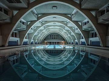 Schwimmen @Night, Renate Reichert von 1x