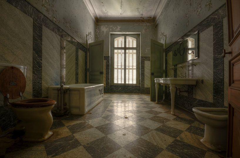 Verlaten badkamer von Kurt Dendooven