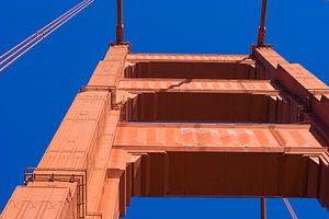 Golden Gate Bridge van Liesbeth Parlevliet