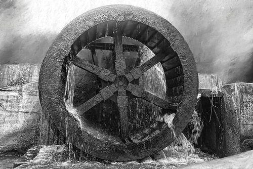 Waterrad van