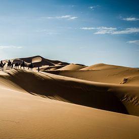 Marrakech, Casablanca, Essaouira ou encore les dunes de Merzouga pour une décoration murale de qualité, grand format