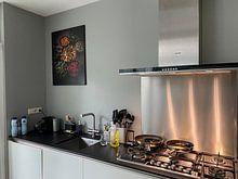 Kundenfoto: Kräuter und Gewürze von Laura van Driel, auf leinwand