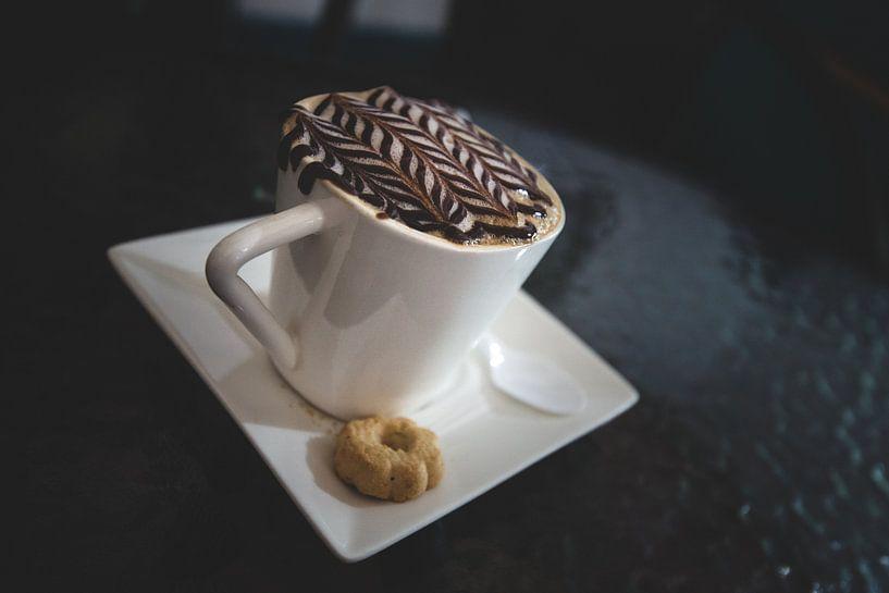 Colombiaanse koffie van Ronne Vinkx