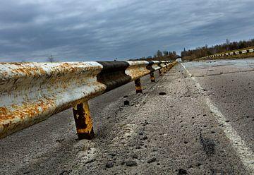 Ukraine, der Weg nach Tschernobyl.... von Maurits van Hout