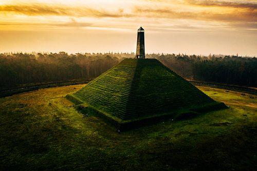 Piramide van Austerlitz - Utrechtse Heuvelrug