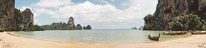 Tonsai Beach van