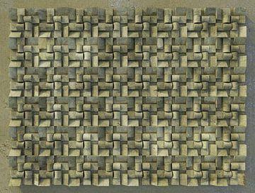 Reliëf N2 Sand von Frans Blok
