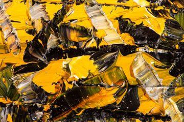 gelb & schwarz von Jan Fritz