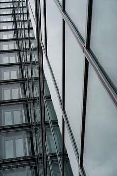 Glasfassade von Heiko Kueverling