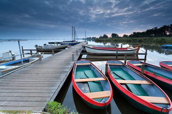 Little harbor van Olha Rohulya