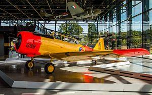 North American T-6 Texan von Dennis Klaassen