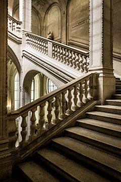 Classis stairway von Arie Mastenbroek